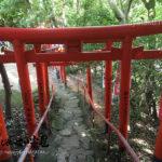 天開稲荷神社からの奥の院~福岡県太宰府市宰府