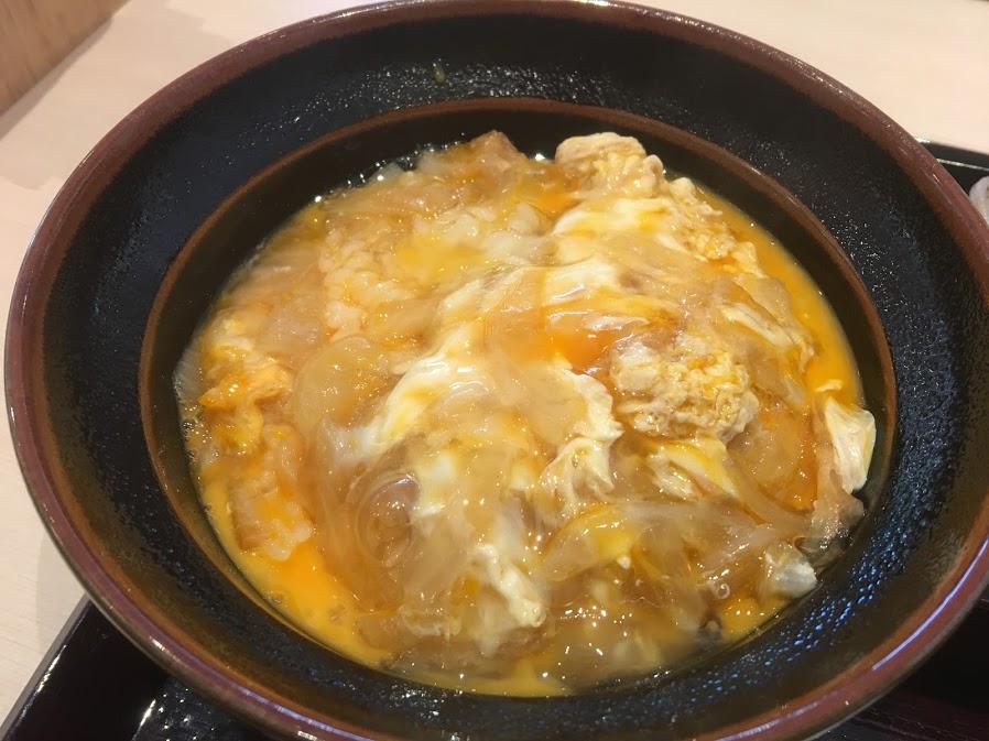 靖国神社「靖國八千代食堂」知覧の母トメさんの玉子丼