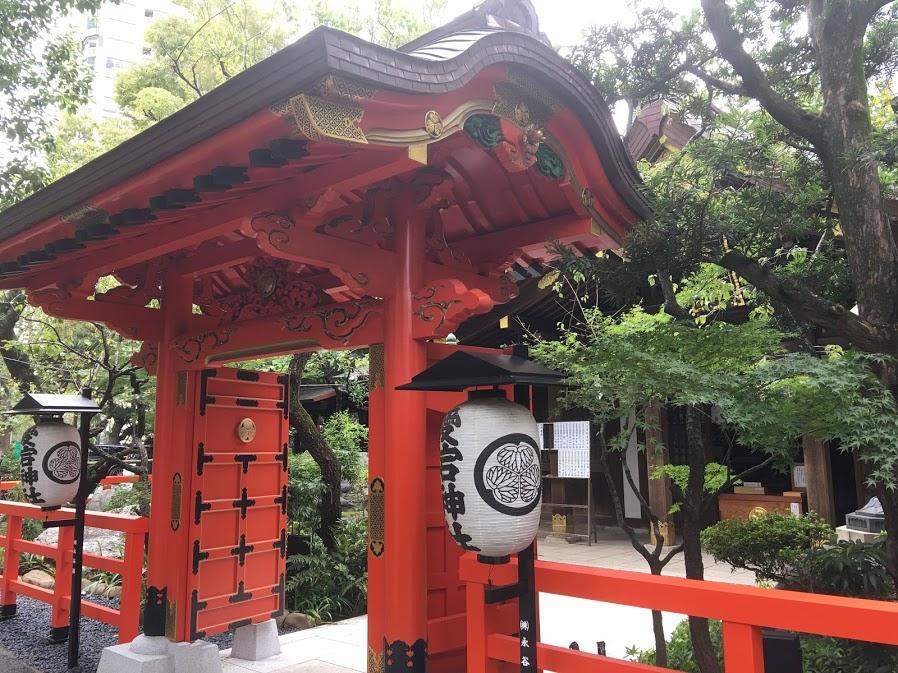 「出世の石段」愛宕神社~東京都港区西新橋