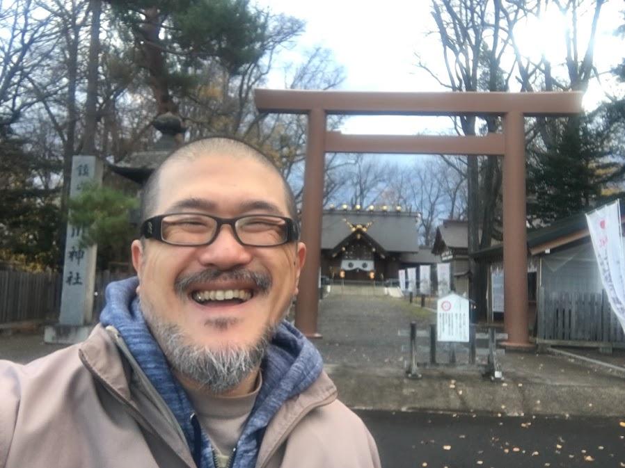 朔日詣り~旭川神社