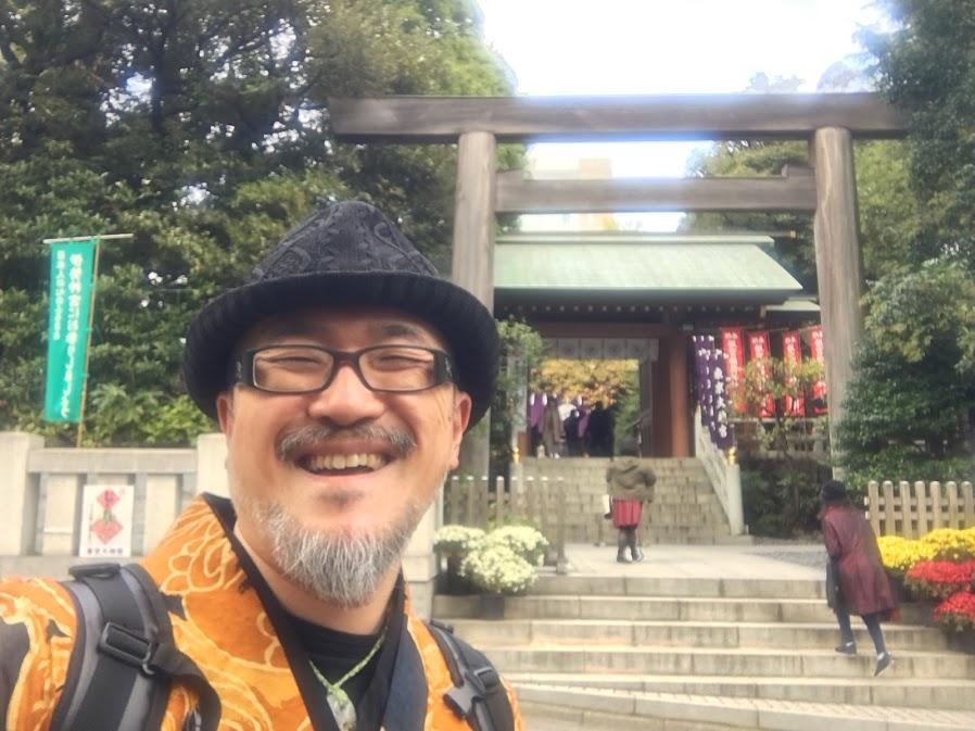 東京大神宮~東京都千代田区富士見