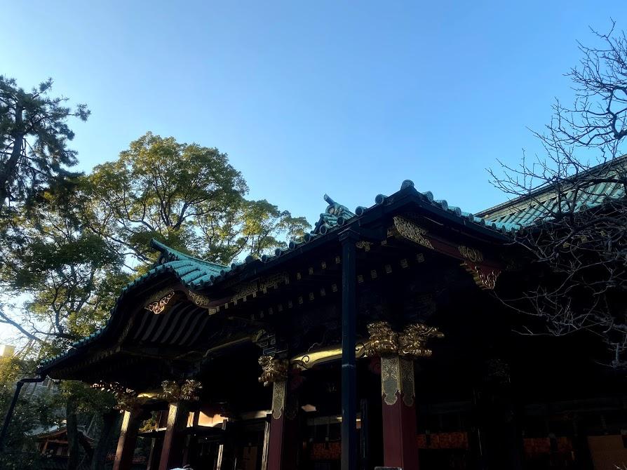 根津神社~東京都文京区根津