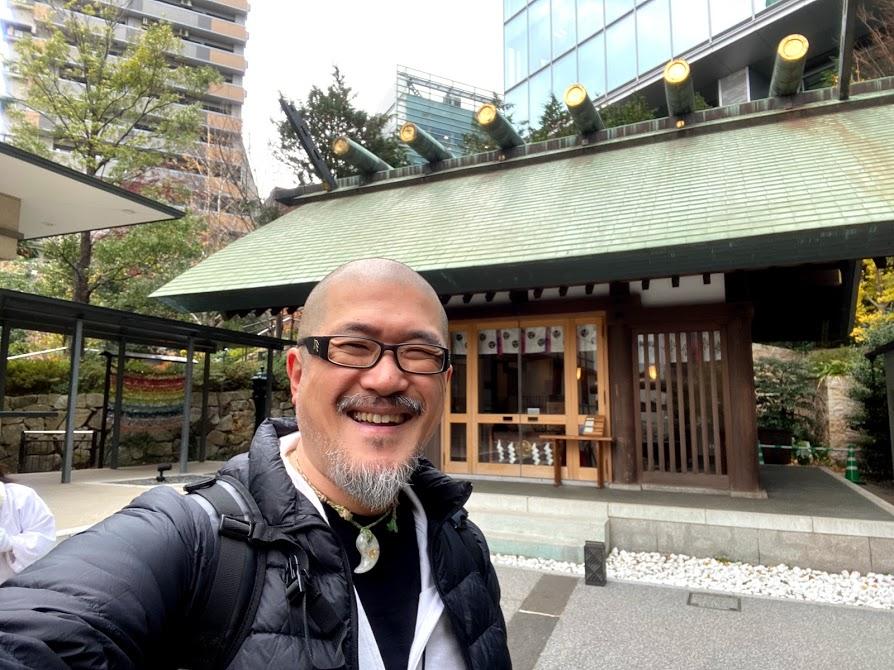 六本木天祖神社[龍土神明宮]~東京都港区六本木