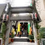 烏森神社~東京都港区新橋